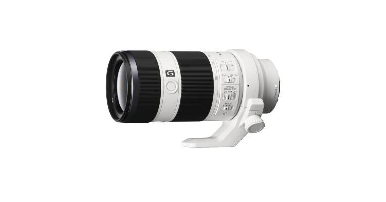 Objetivo Sony SEL 70-200G