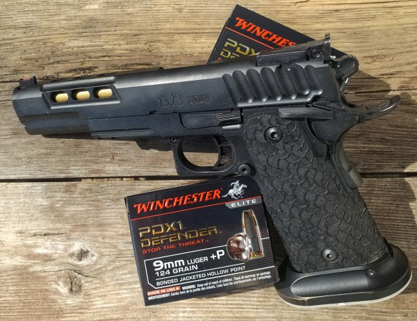 Picking Handgun Competition Winchester Ammunition - Year of