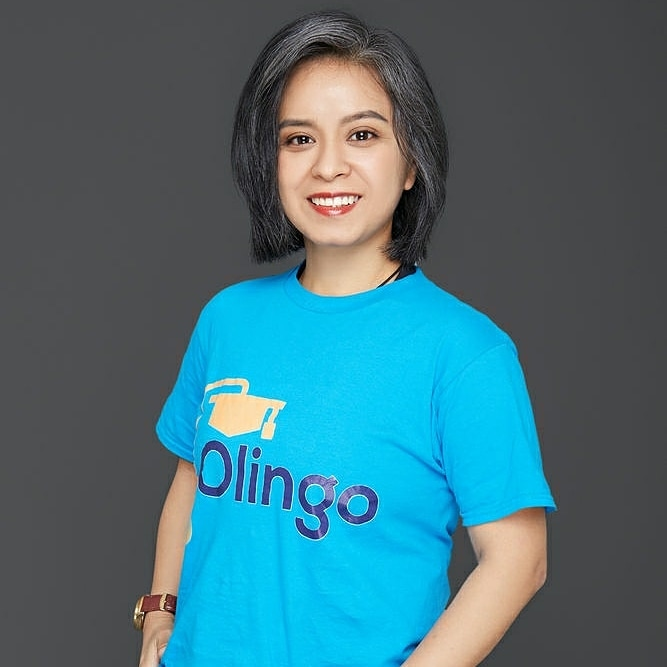 Laura Cortes Olingco Business Coach, Founder and Business Specialist with China