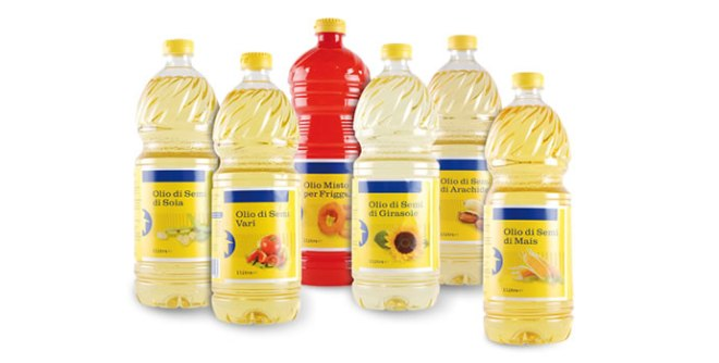 olio di semi Vs Olio extravergine d'oliva