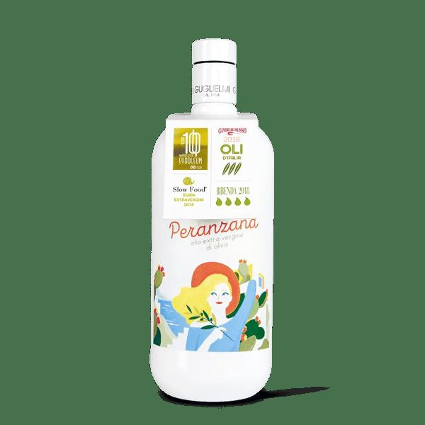 Monocultivar olio extravergine di oliva estratto a freddo Olio Guglielmi