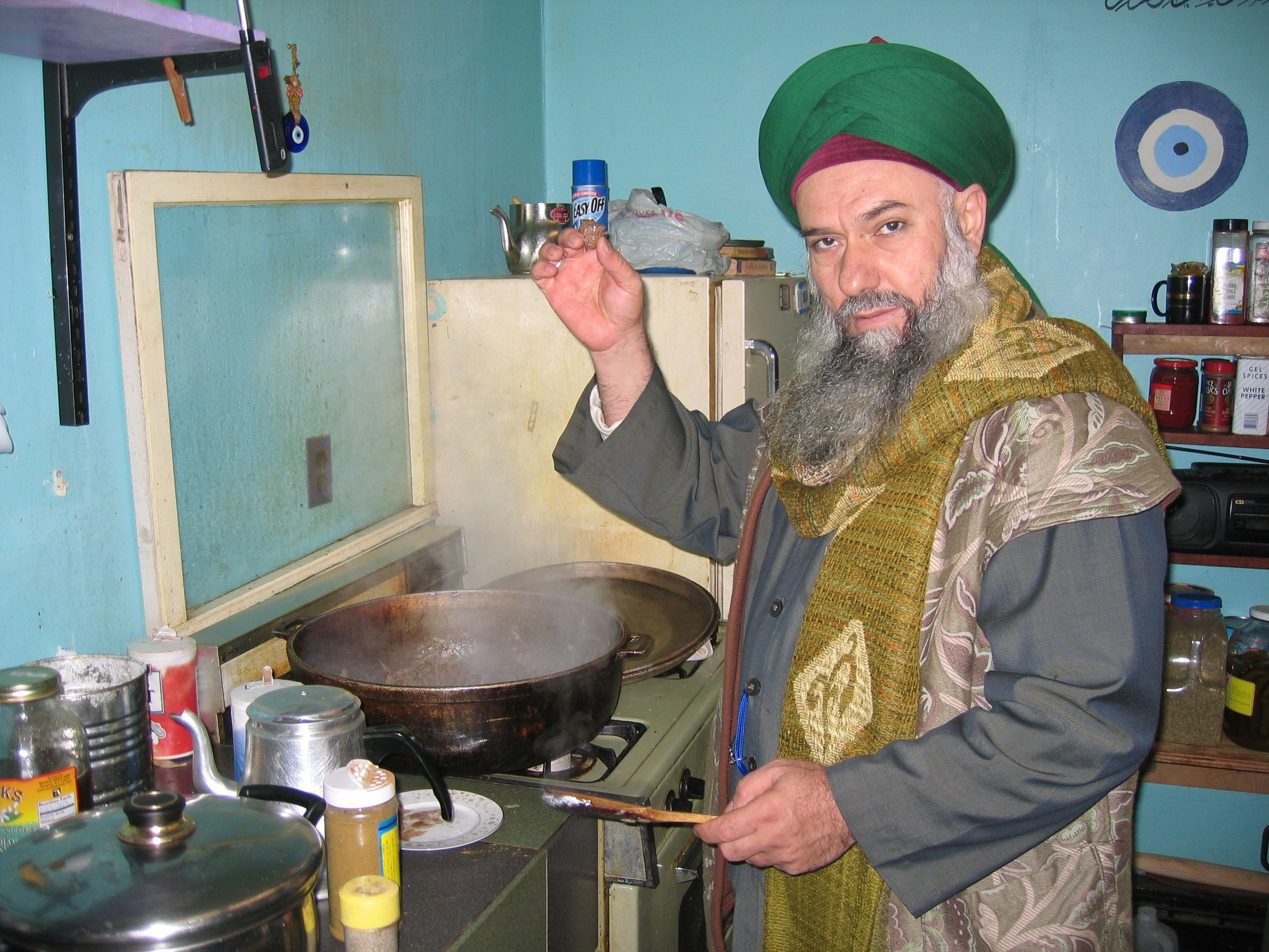 Cooking with Sheykh Effendi