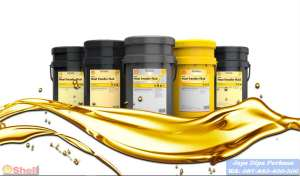Supplai Oli Shell Omala F 320