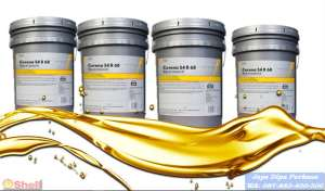 Dealer Oli Shell Stamina RL2