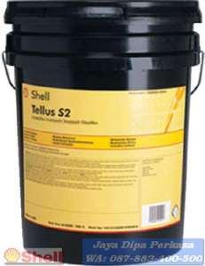 Supplier Oli Shell Tellus S2 V 100