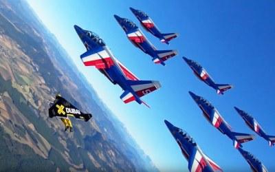 Jetmen et PAF en patrouille !