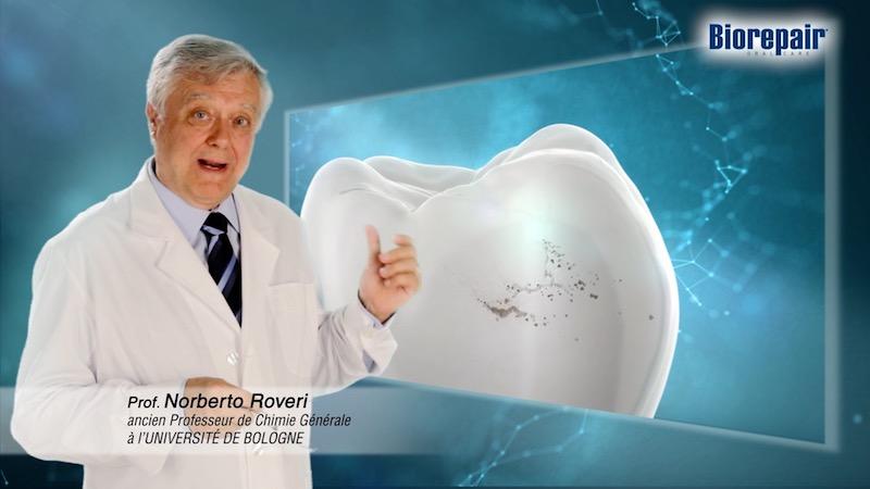 Le dentifrice BIOREPAIR communique en France