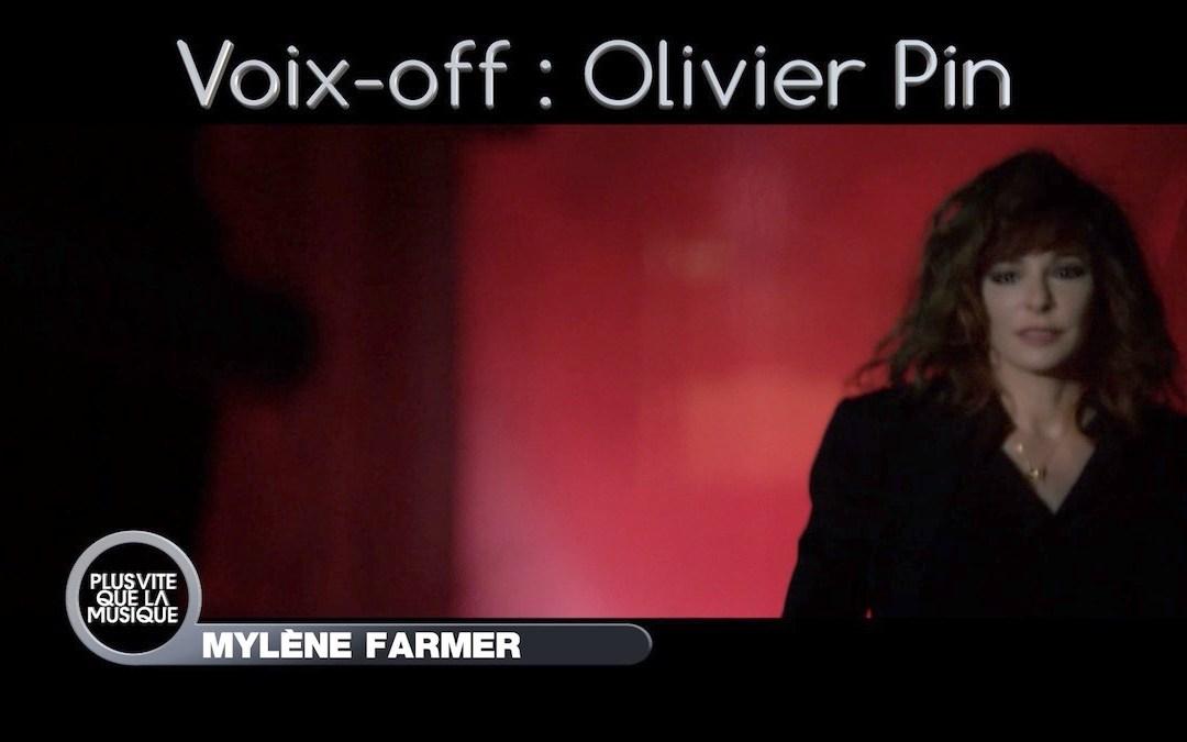 Plus Vite Que La Musique Mylène Farmer sur M6