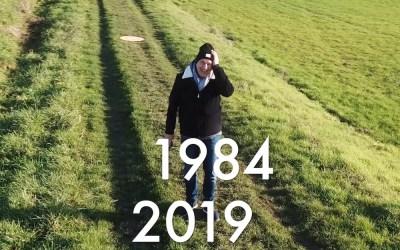 1984-2019 : 35 ans de carrière !