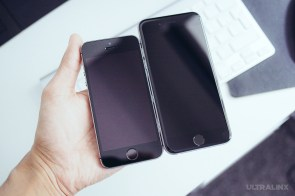 5S and 6 front