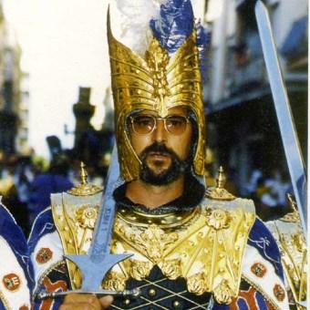 Miquel Serrano Tur - Capità Cristià 1996