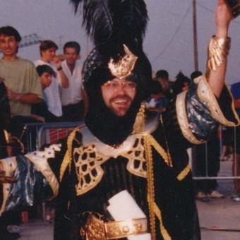 Salvador Mañó Fenollar - Ambaixador Moro 1992