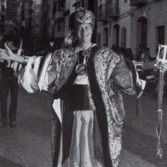 Fernando Pérez - Capità Moro 1978