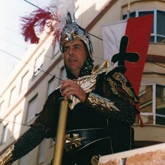 Francisco Gilabert Martínez - Capità Cristià 1995.