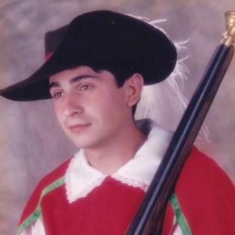 Jaime García Lorente - Ambaixador Cristià 1997