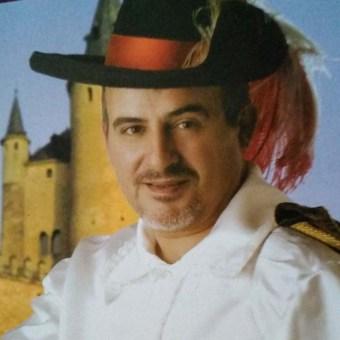 José Bertomeu Ramos - Capità Cristià 2007