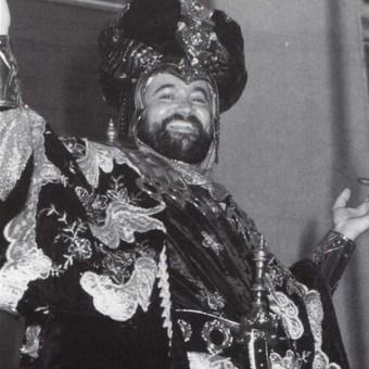 Juan Herraiz - Capità Moro 1988.
