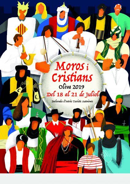 oliva moros i cristians