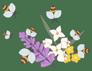 impacto sobre las abejas