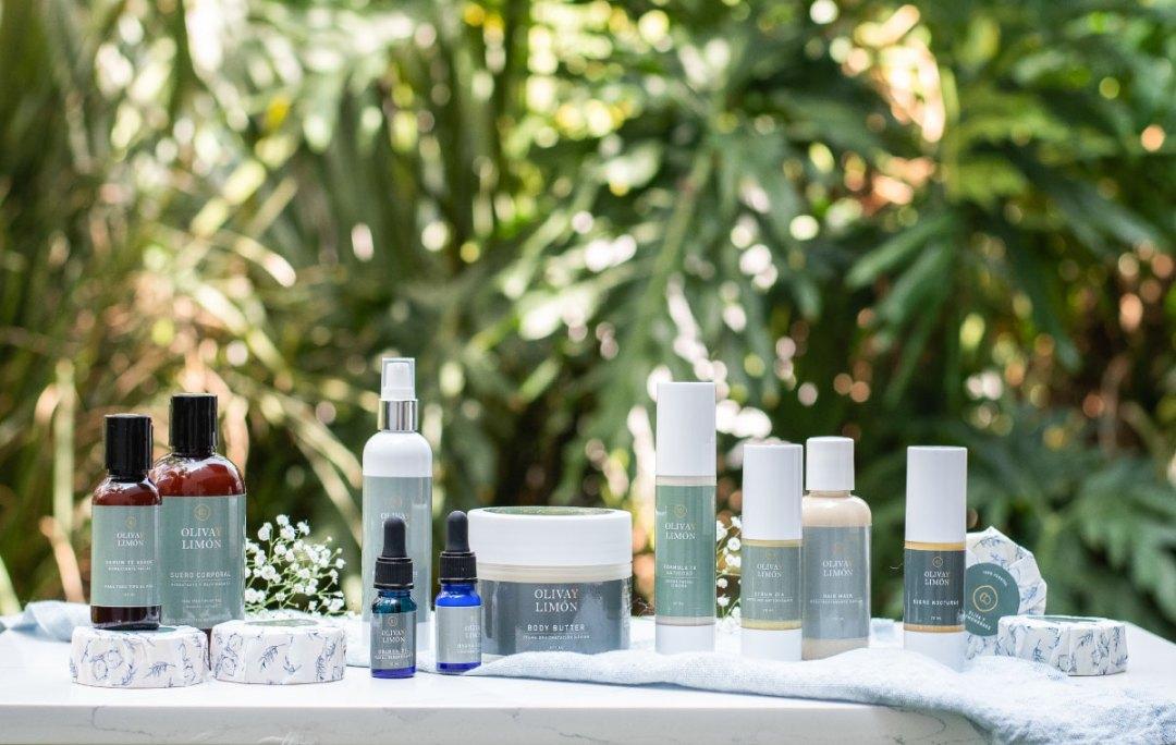 productos oliva y limon cuidado de la piel