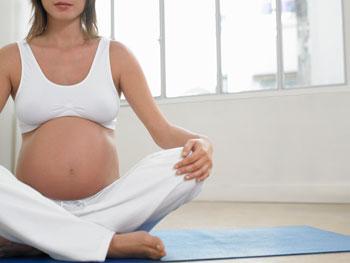 Le yoga prénatal & moi