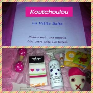 La box Koutchoulou