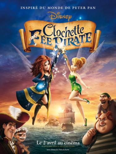 Clochette et la Fée Pirate [Concours terminé]
