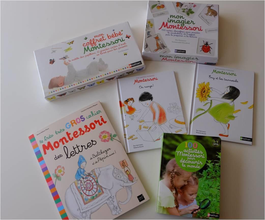 Montessori chez Lucky Sophie