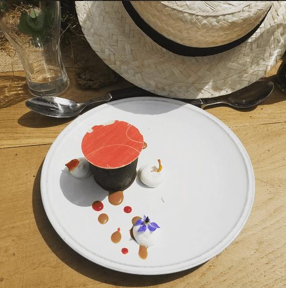 Un déjeuner sous le signe de la stevia