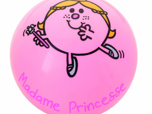 Gagnez un ballon BABYTOLOVE Mr et Mme #TeamPipelettes (concours terminé)