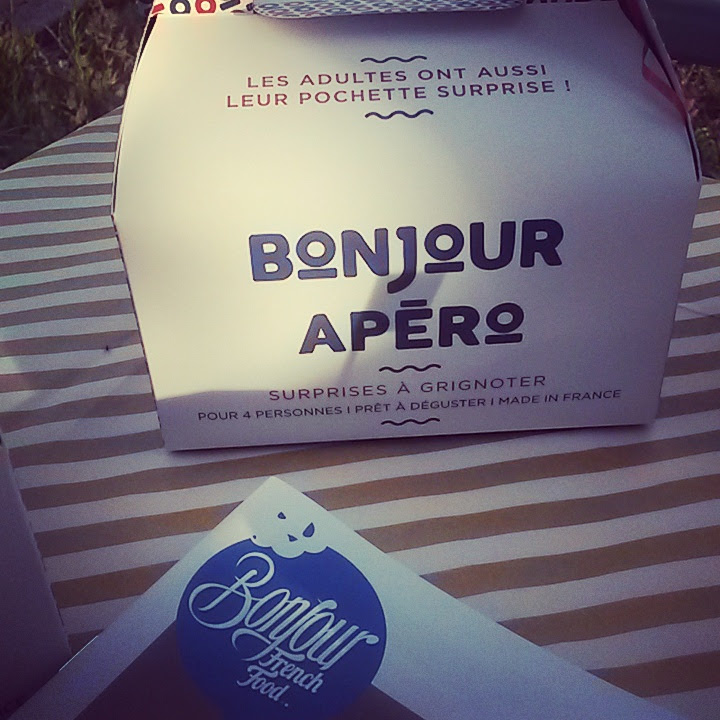 Bonjour French Food #box