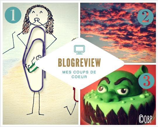 Blog review #50 : l'annonce, l'âge parfait et les légumes !