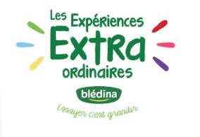 Les expériences EXTRAordinaires de Blédina [Bon plan]
