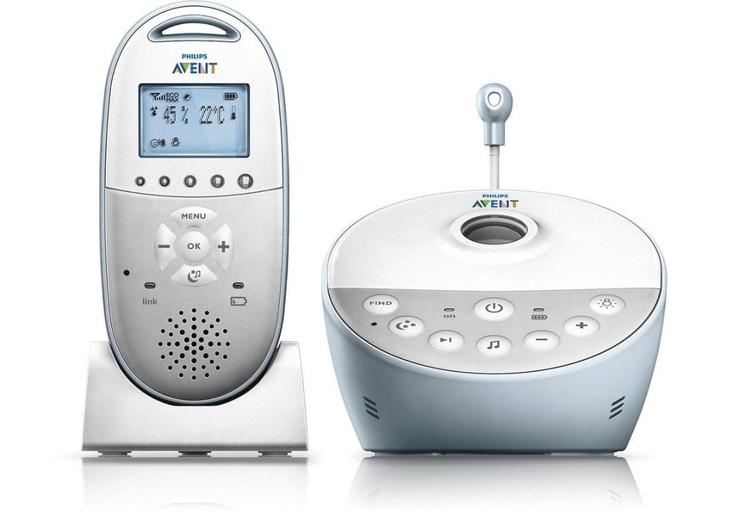 Ecoute-bébé Philips AVENT SCD 580/00