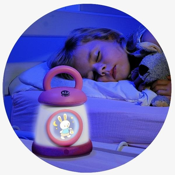 La petite veilleuse Kid Sleep Lapinou