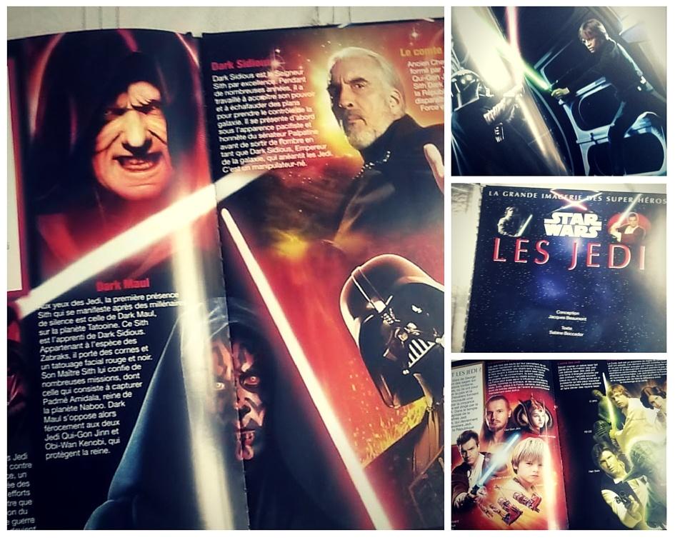 Star Wars : les Jedi #livre