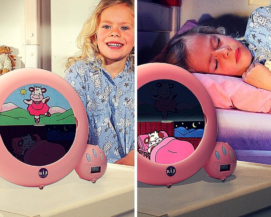 Le réveil intelligent pour enfant Claessen's Kids