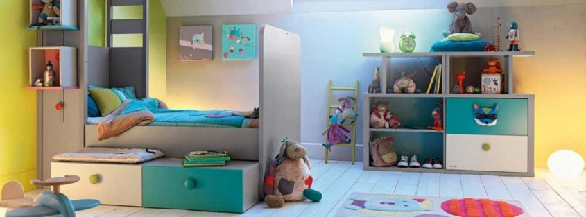 3 astuces pour la déco de la chambre de mini