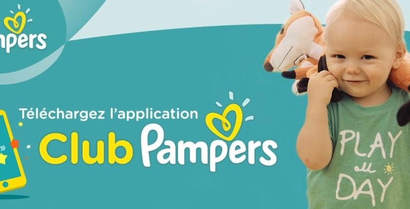Chic, un Club Pampers ! #appli (concours fini)