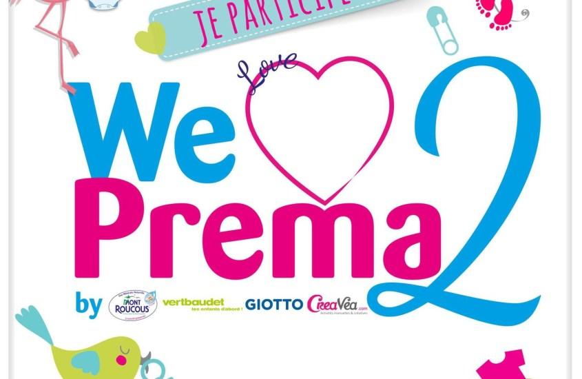 Pourquoi je m'engage pour We Love Prema ? #TeamUnTiBébé