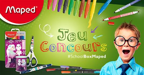 La #Schoolboxmaped