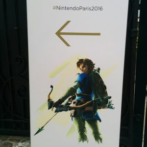 Zelda breath of the wild nintendo WiiU 2016