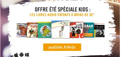 Livres Audio audible