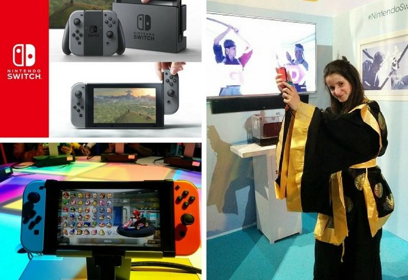 Nintendo Switch : curieux mélange entre Wii U et Nintendo 3DS #Nintendoswitch