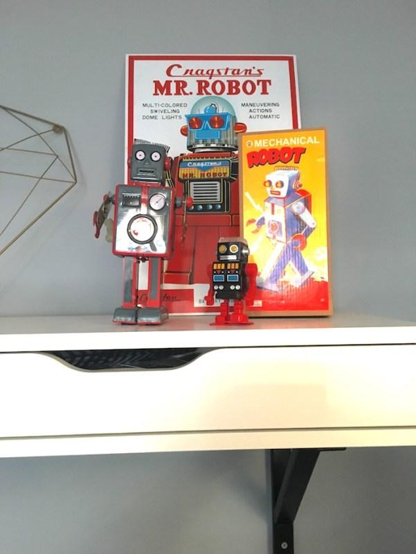 Mon coin robot