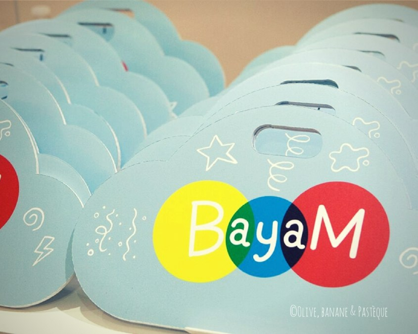Bayam, la nouvelle appli pour les 3 à 11 ans !