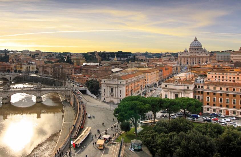 La Dolce Vita à Rome en famille #enviedevoyage