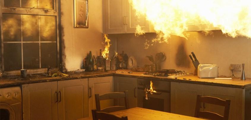 Incendies domestiques #AttentionauFeu