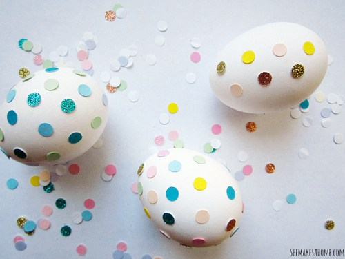 DIY Pâques : on décore les oeufs !