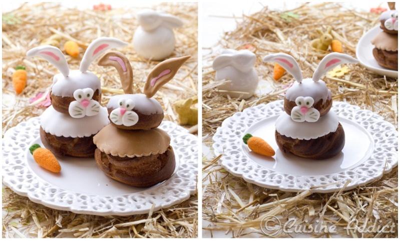 3 recettes pour Pâques #dessert